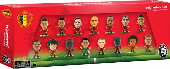 Фигурка Soccerstarz Team Pack 400224