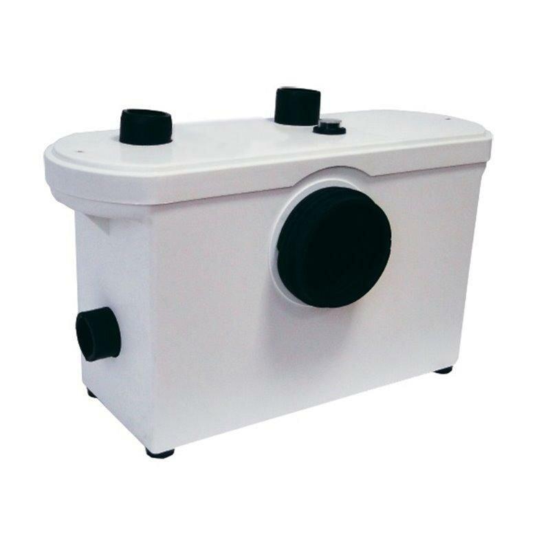 Канализационная насосная установка с измельчителем AquaTim AM-STP-600