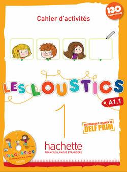 """Marianne Capouet, Hugues Denisot """"Les Loustics 1 Cahier d'activites / Рабочая тетрадь"""""""