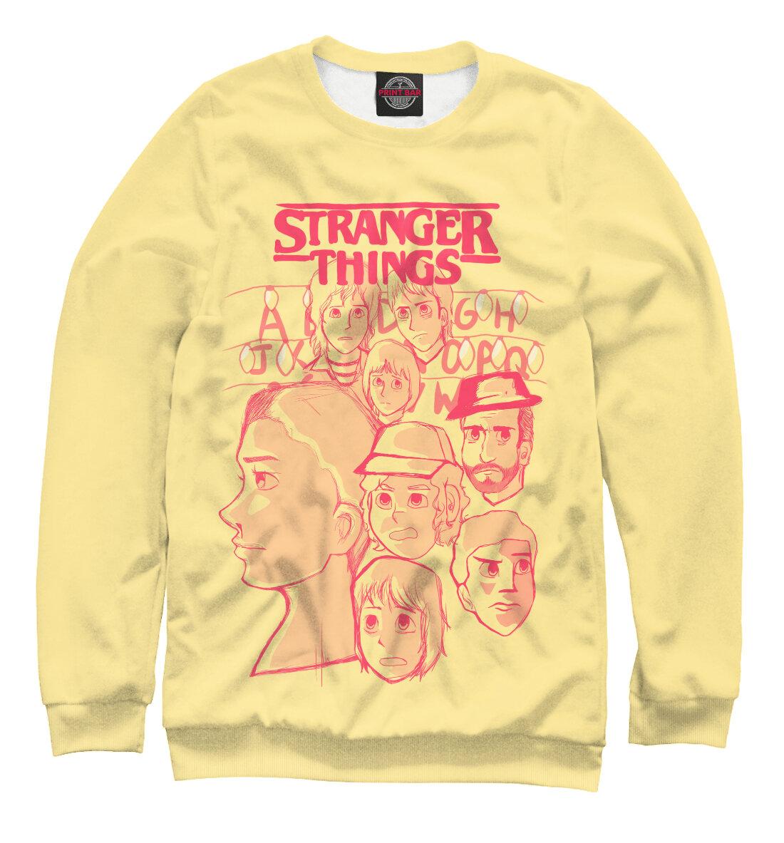 Свитшот Stranger