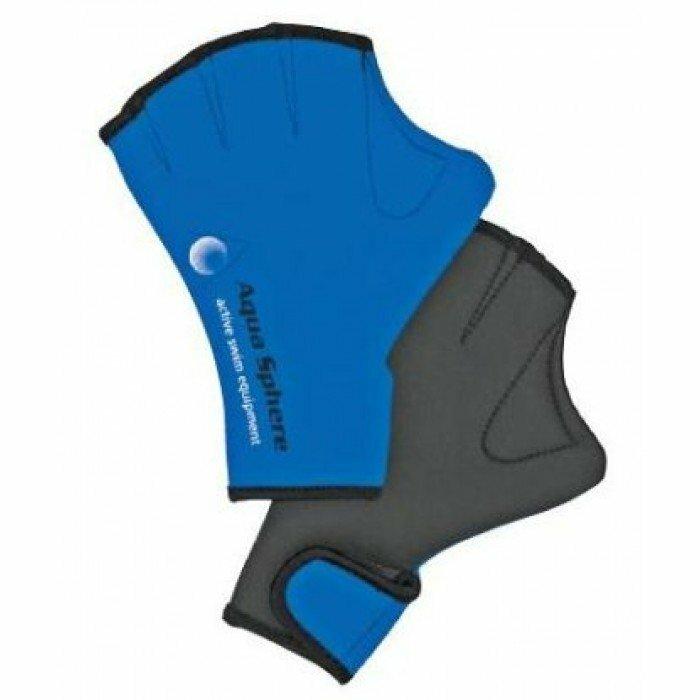 Перчатки для плавания SWIM GLOVES, AQUA SPHERE (M)