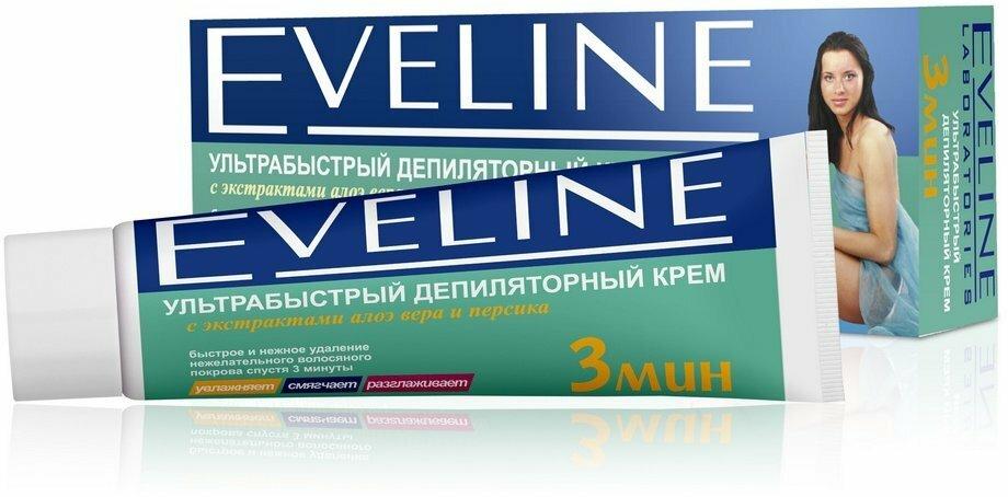 Крем для депиляции Eveline Cosmetics