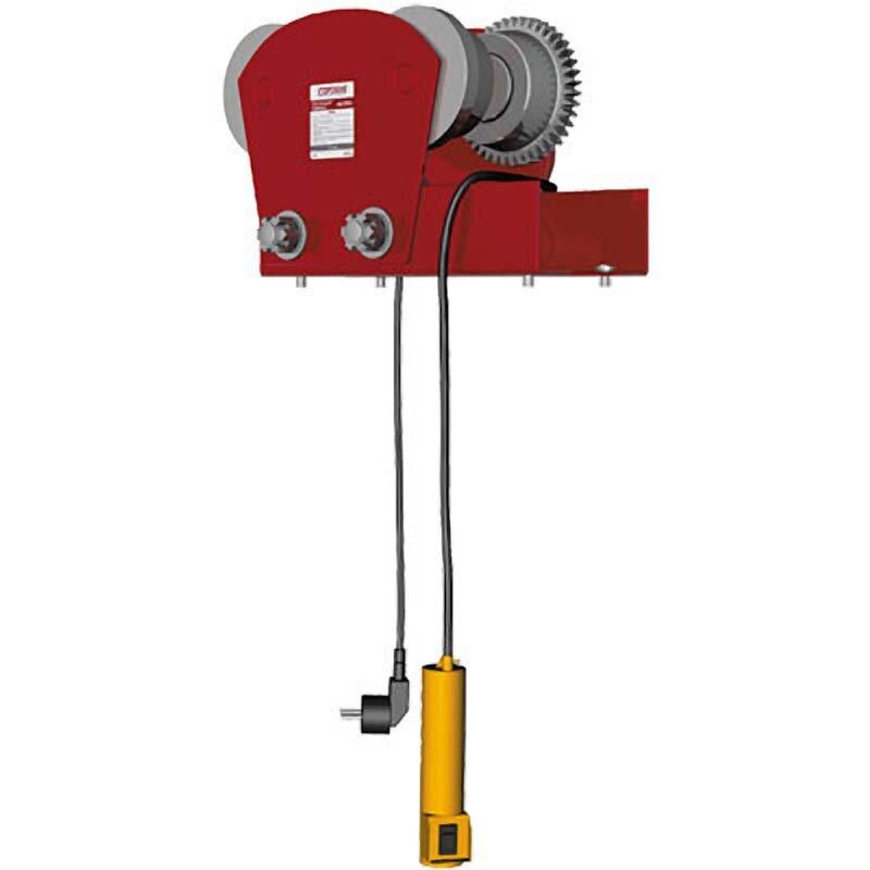 Грузоподъемное оборудование Электрокаретка для электротельфера 0,5т сорокин