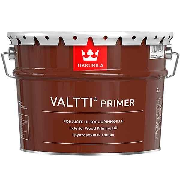 Грунт Тиккурила Valtti Primer (Pohjuste), 9 л