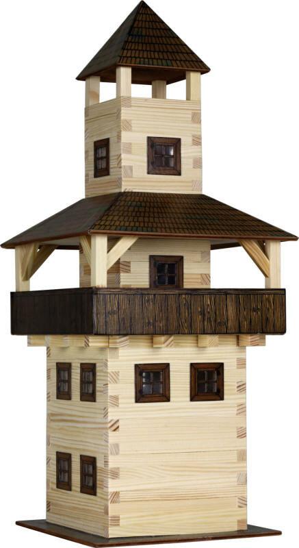 Сборная модель башня Walachia