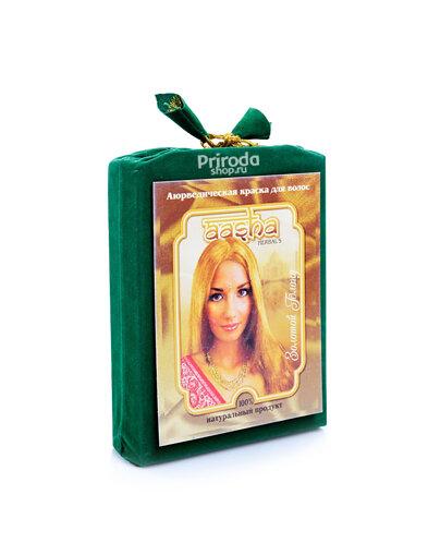 Краска Aasha Herbals