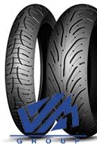Мотошина Michelin Pilot Road 4 120/70 R17 58W