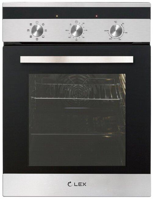 Духовой шкаф электрический Lex EDM 4570 IX