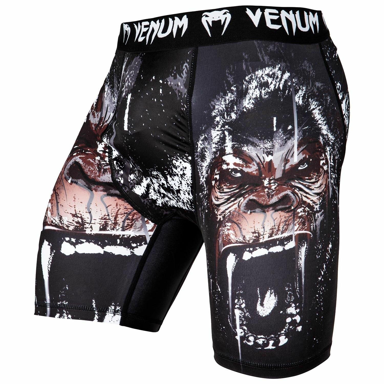 Компрессионные шорты Venum Gorilla Black Venum M