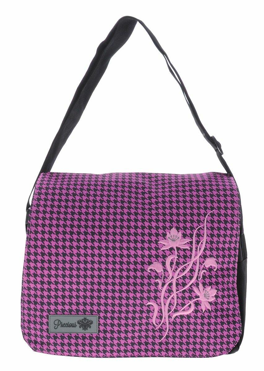 Школьная сумка Hatber Lilac Flower