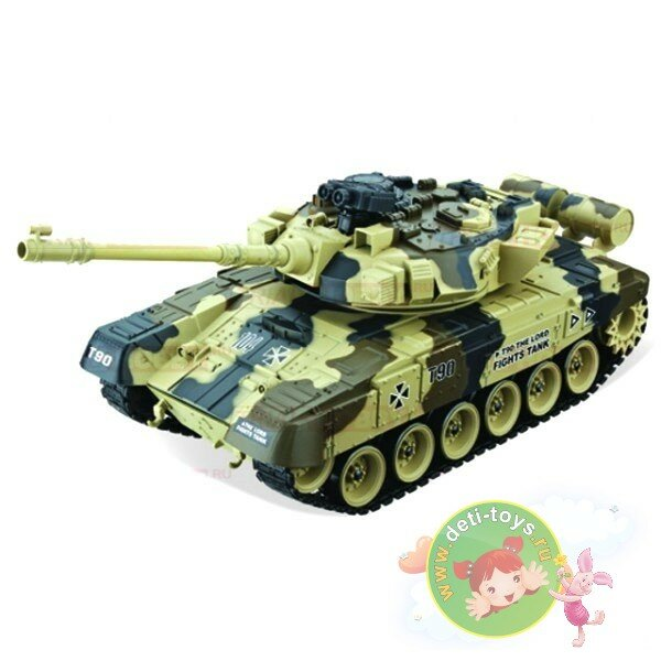 Танк Household T-90 1:20 фото 1