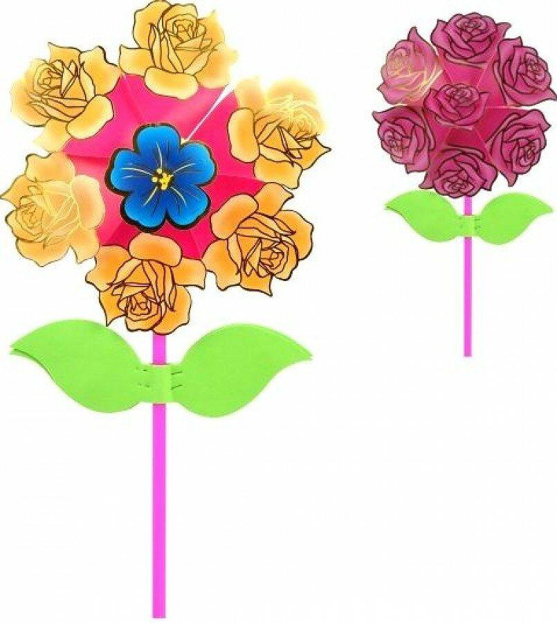 Вертушка Наша игрушка Роза