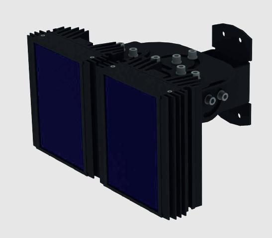 ИК прожекторы общего применения Microlight VARIO IR 5.0-50/114