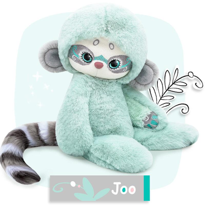 Лори Колори Джу мятный, игрушка мягкая Budi Basa (Рост 30 см)