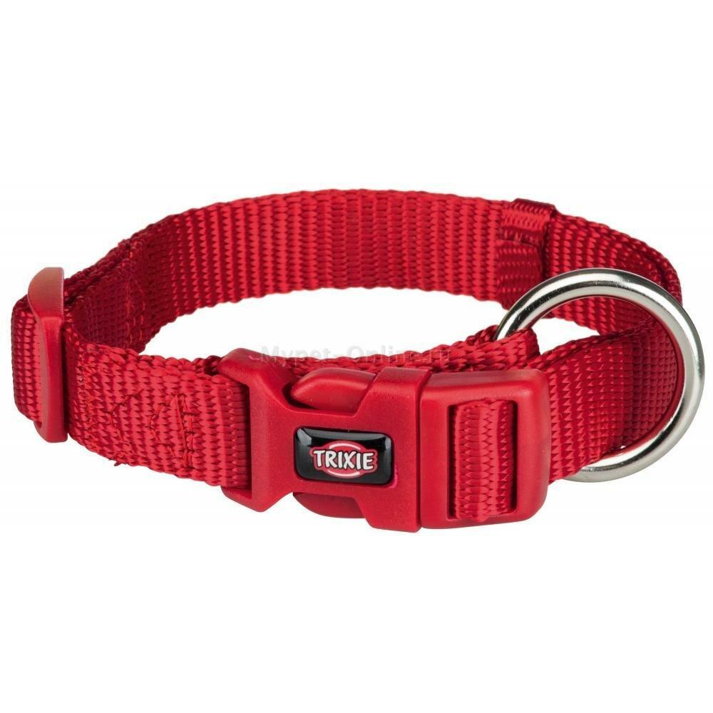 Ошейник для собак Trixie Premium M, красный