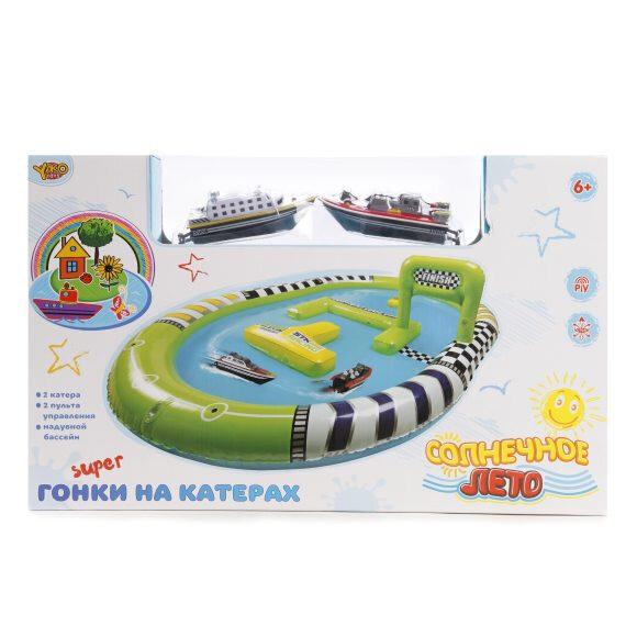 Набор машинок Наша игрушка Забавные гонки [ ]