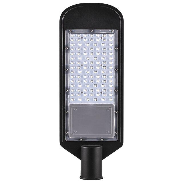 светильник уличный столб светодиодный FERON Этюд LED 50Вт IP65 черный