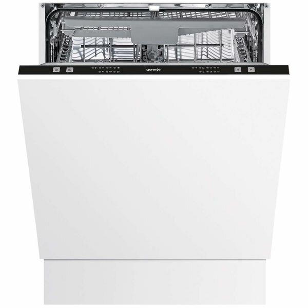Встраиваемая посудомоечная машина 60 см Gorenje GV62212