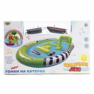 Набор машинок Наша игрушка Забавные гонки