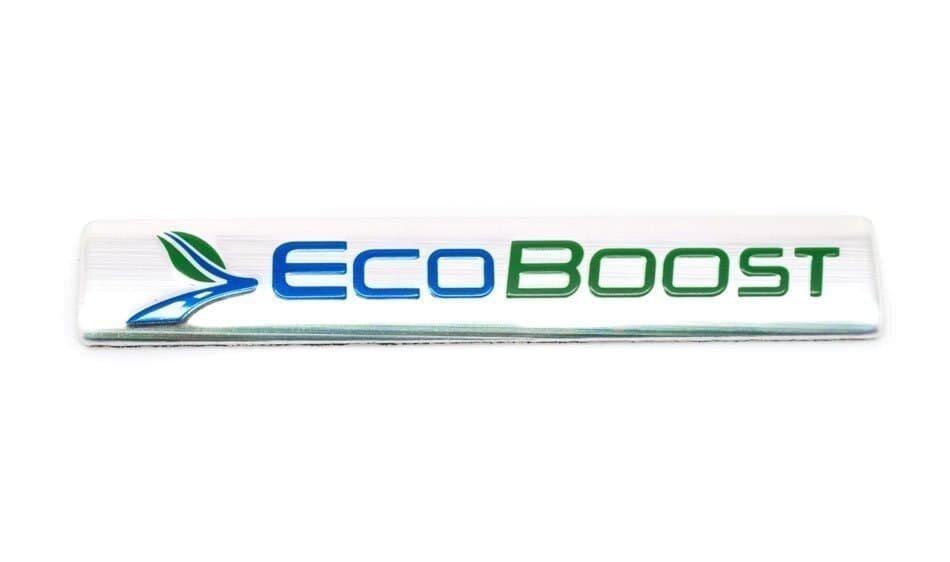 Табличка Ecoboost