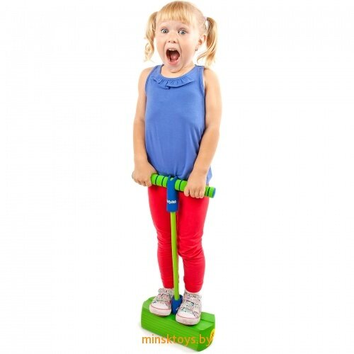 Тренажер для прыжков со звуком - Moby Jumper 68555