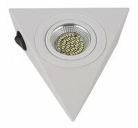 Интерьерная подсветка Lightstar 003340 Светильник MOBILED ANGO LED 3.5W 270LM 90G белый 4000K (в комплекте)