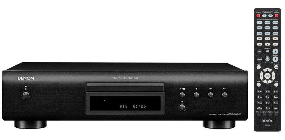CD проигрыватель Denon DCD-600NE BL