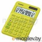 Калькулятор настольный Casio желтый/зеленый 12-разр.