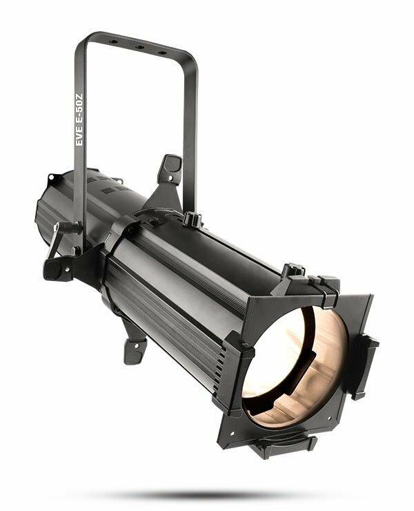 CHAUVET-DJ EVE E-50Z компактный профильный светодиодный прожектор