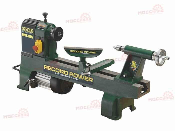 Настольный токарный станок по дереву Record Power DML 305