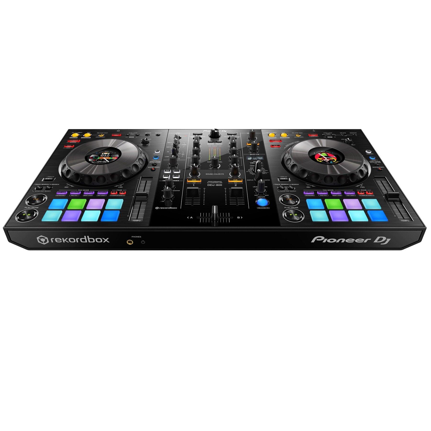 DJ станции, комплекты, контроллеры Pioneer DDJ-800