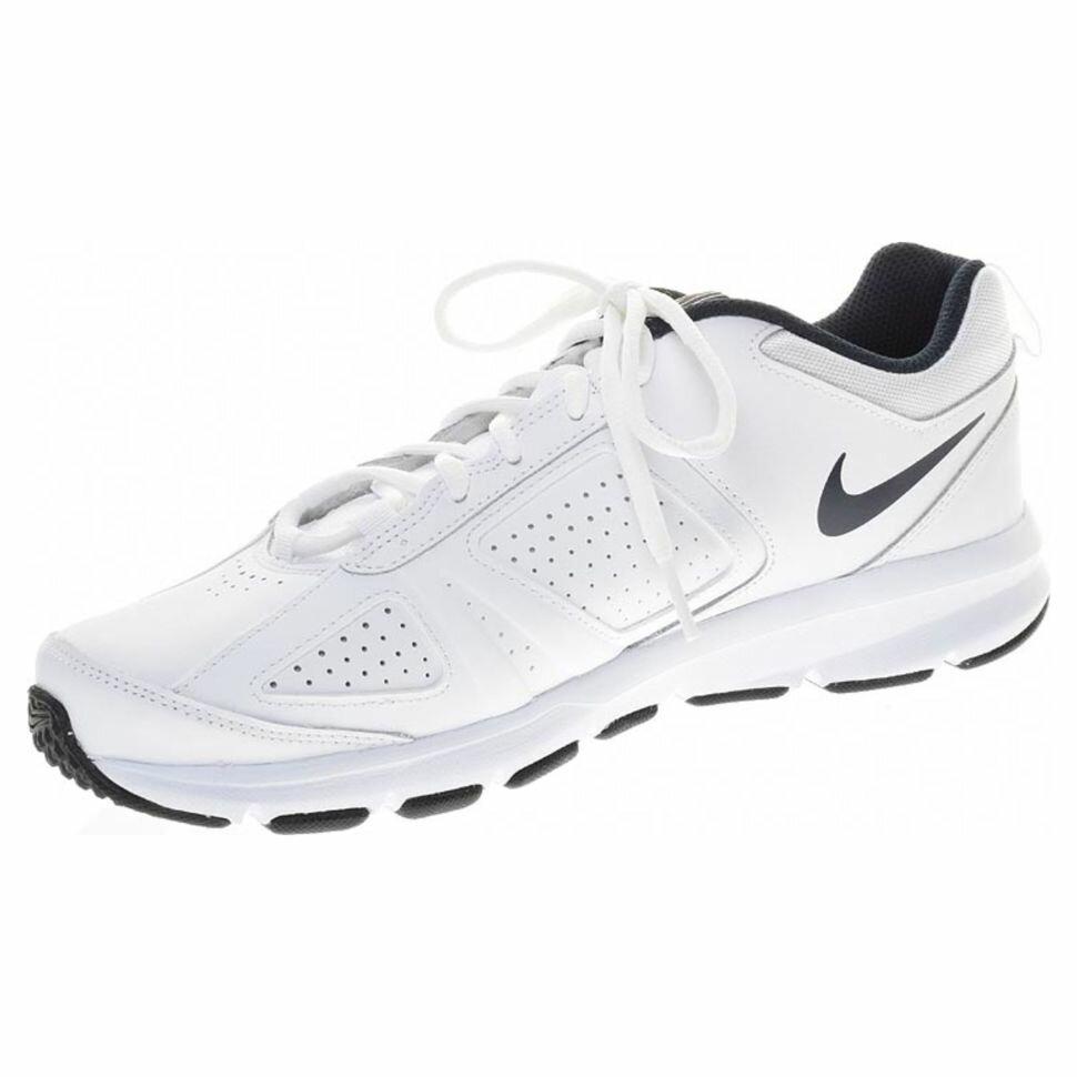 d948d3a7 Кроссовки мужские Nike Nike T-Lite Xi 616544-101 низкие кожаные белые