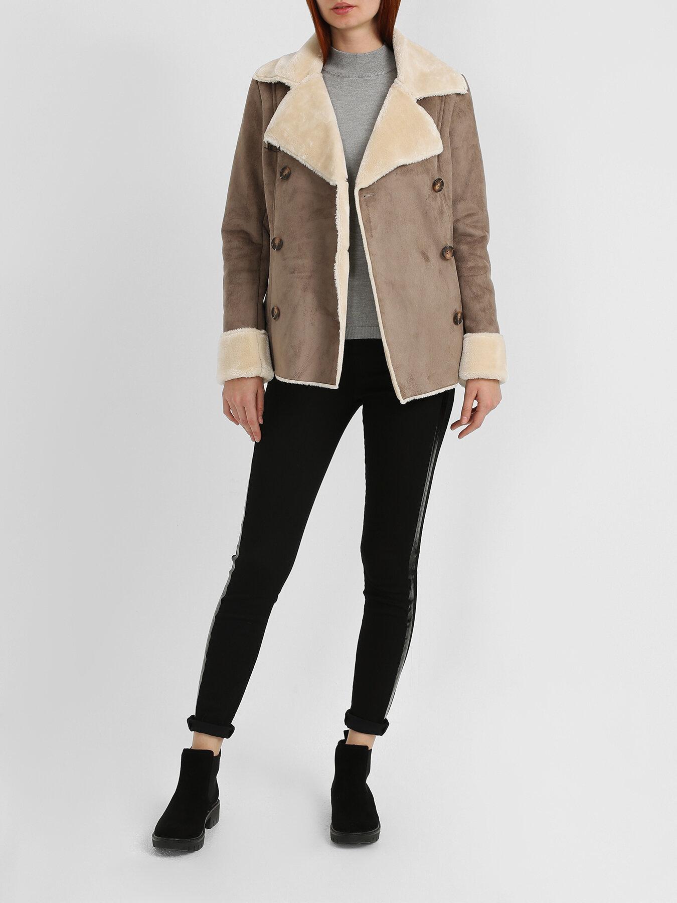 Куртка 6 P.M. Женская дубленка