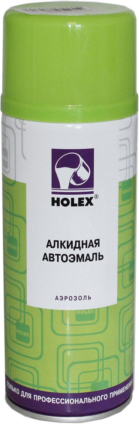 Автоэмаль аэрозоль Holex 202 Белая 520мл