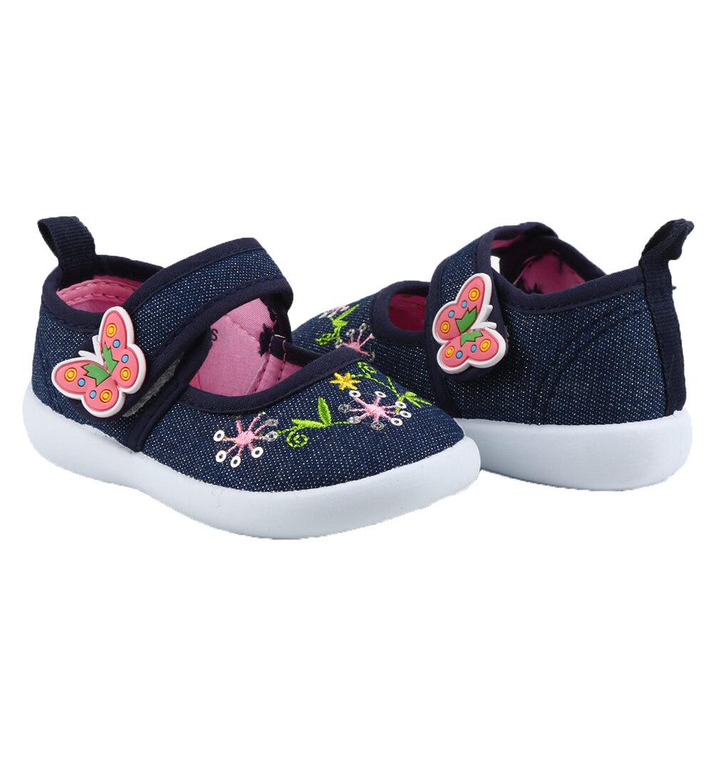 Туфли KIDIX цвет: синий, для малышей, размер 24