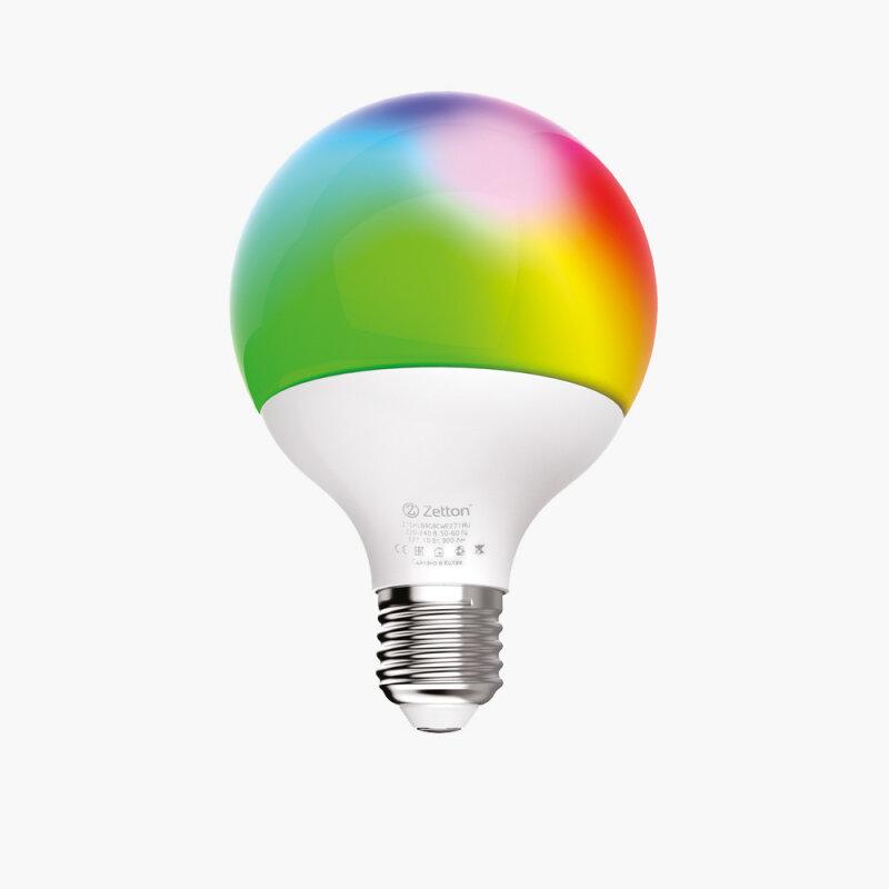 Лампа Zetton E27 10Вт 6500K фото 1