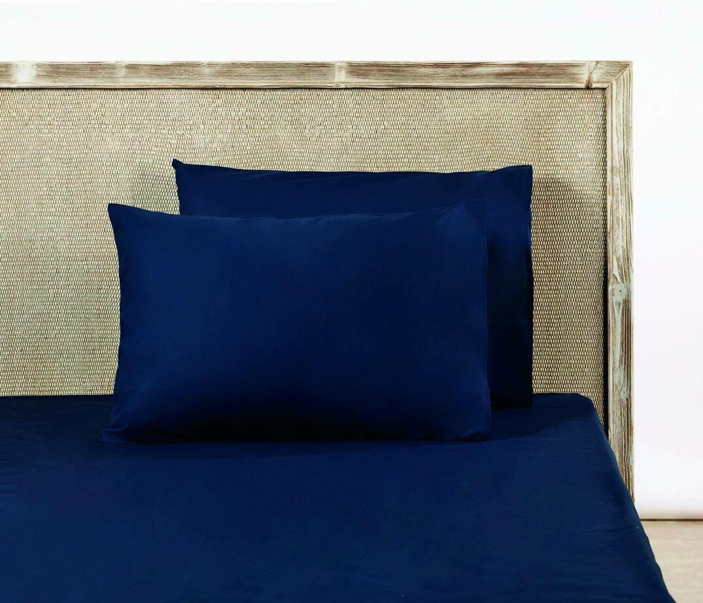 Простыня Casual Avenue PERCALE 260x260 перкаль синий