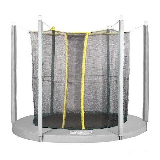 Сетки и аксессуары для батутов Hasttings Защитная сеть Терилен Черный