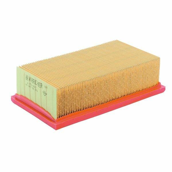Аксессуар к бытовым пылесосам Karcher Плоский складчатый фильтр SE 3001, 5.100