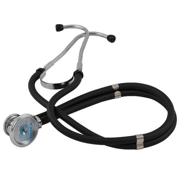 Стетоскоп CS Medica CS-421, черный, стетофонендоскоп
