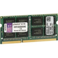 Модуль памяти Kingston DDR3 SO-DIMM 1333MHz PC3-10600 - 8Gb KVR1333D3S9/8G