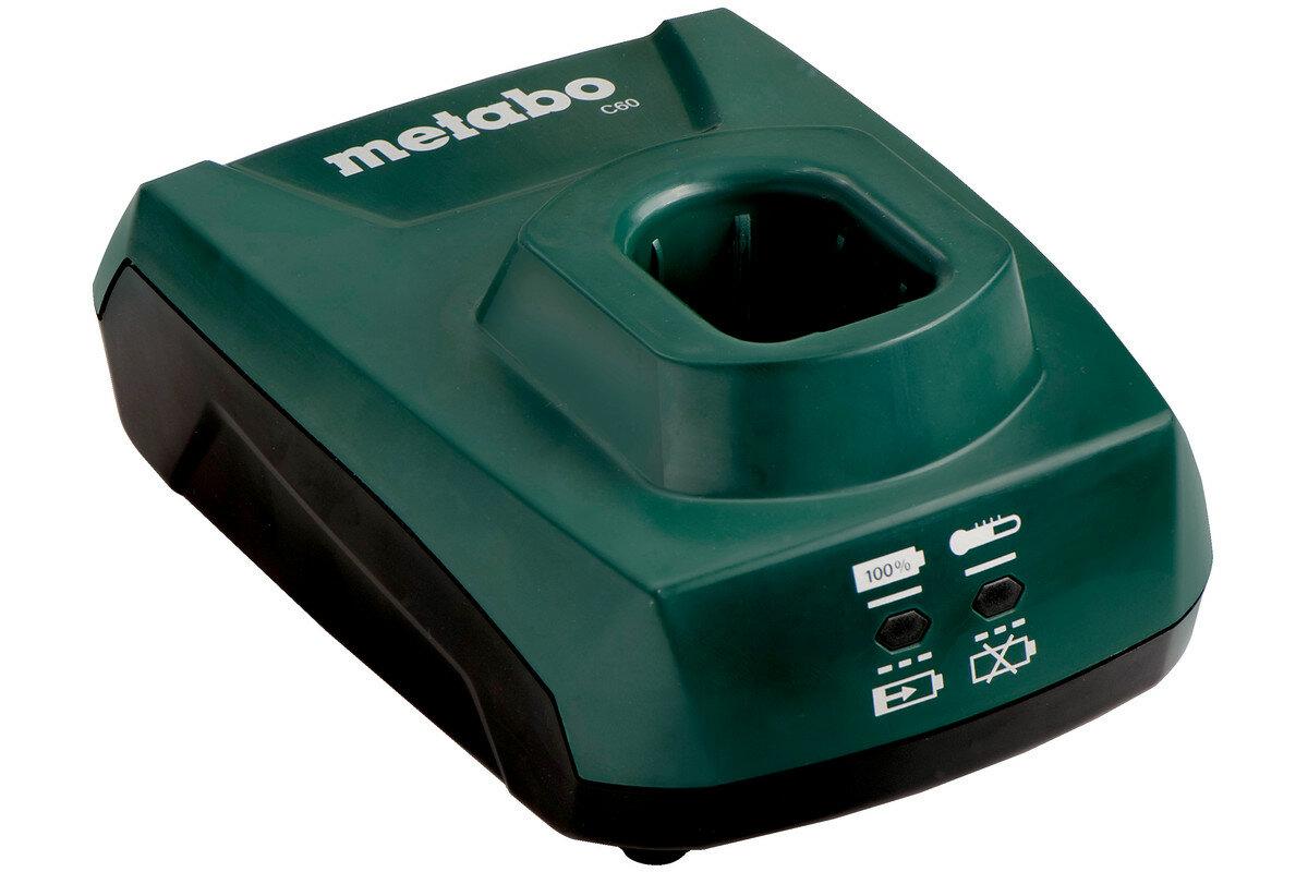 Зарядное устройство C 60, 12 В NiCd, ЕС Metabo (627053000)