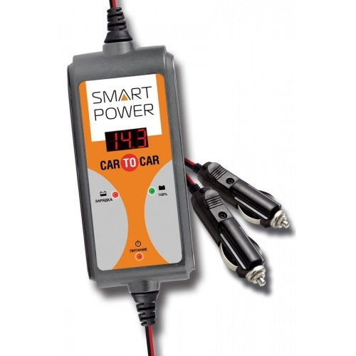 Автомобильное устройство для пуско-заряда аккумулятора Berkut Smart Power SP-CAR