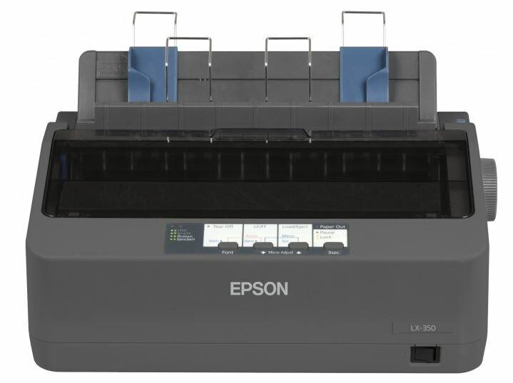 Принтер матричный Epson LX-350, арт. C11CC24031