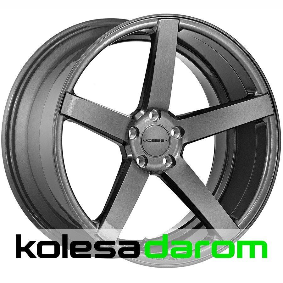 Vossen CV3R 10.5x22/5x130 D71.6 ET45 Gloss_graphite