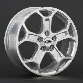 литой колесные диски Replica Ford (FD21) 7.5x17 ET55 PCD5*108 (Серебро) DIA 63.3