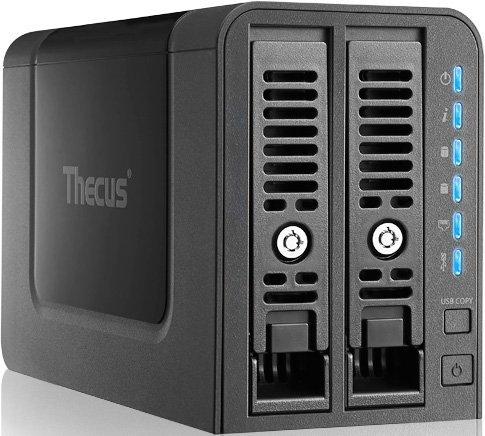 Сетевое хранилище (NAS) Thecus N2350