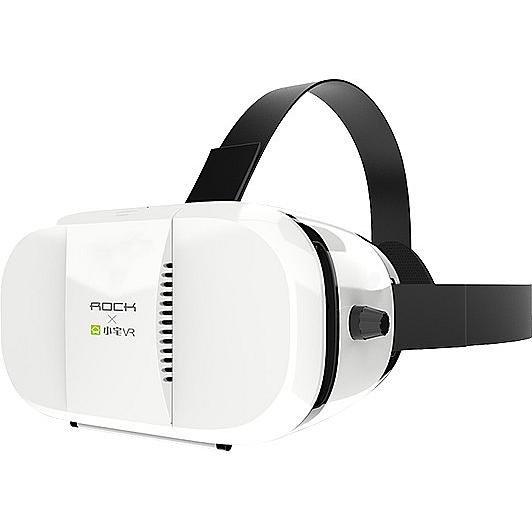 Очки-шлем виртуальной реальности Rock Bobo 3D VR Headset
