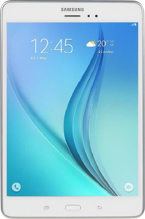 "Планшетный компьютер Samsung Galaxy Tab A 8.0"" SM-T355 16Gb LTE White"