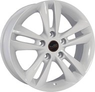 Колесный диск Replica NS54 6.5x18/5x114.3 D66.1 ET40 Белый - фото 1